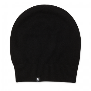 eyefoot classic 100% Cashmere beanie - Black