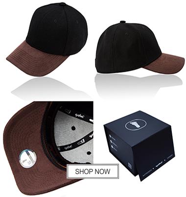 eyefoot branded baseball cap MCSS1