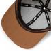 eyefoot flat brim cap- MCSS2 WI3 adjustable leather strap