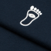 eyefoot Classic Navy Blue t-shirt WIF