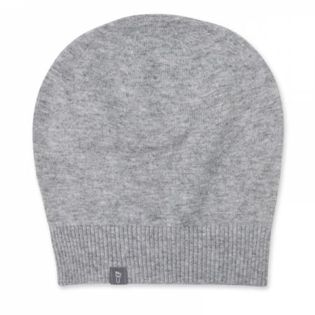 Eyefoot Classic Beanie - 100% Cashmere -light grey A
